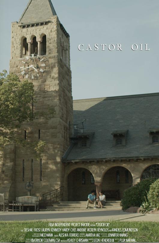 Castor Oil Poster